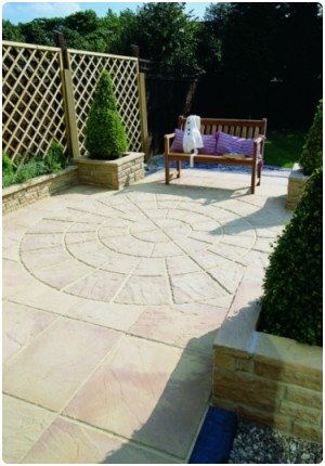 Flagstone Patios and Paths