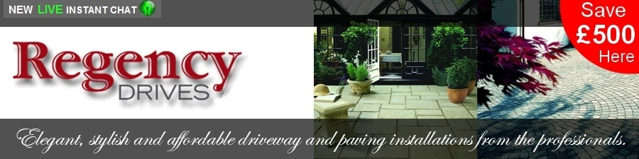 Regency Drives Ltd Flagstones